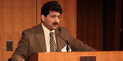Is Press club Hamid Mir's personal platform?
